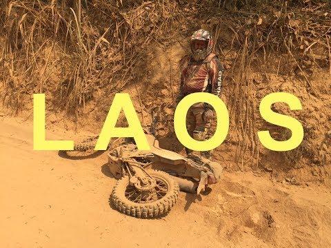 Dirtbike Adventure Laos