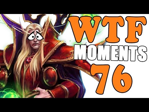 Heroes of The Storm WTF Moments Ep.76