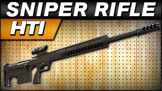Ghost Recon Wildlands - HTI Sniper Rifle - Location and Overview - Gun Guide