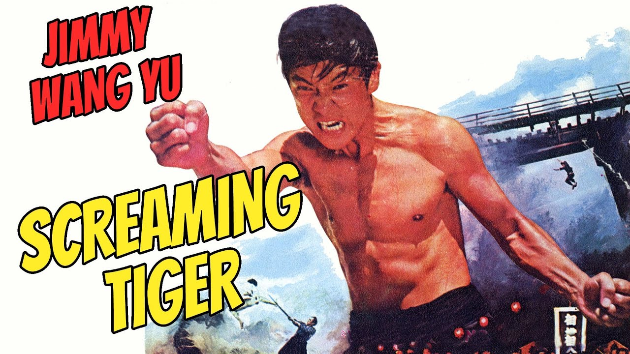 Wu Tang Collection - Screaming Tiger (Widescreen)