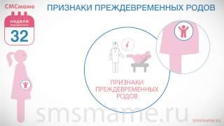видео 32 неделя беременности