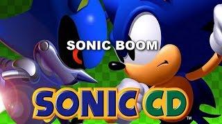 [SONIC KARAOKE] Sonic CD - Sonic Boom (Pastiche) [WATCH IN HD]