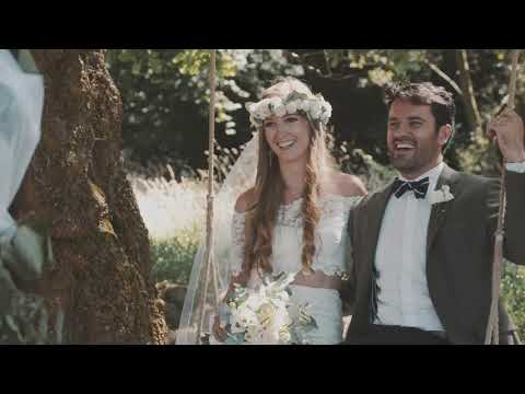 Clive & Ida - Wedding Film at Lower House Farm