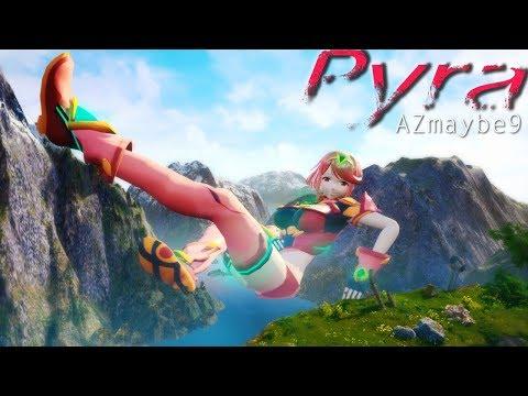 Giantess Growth Pyra (Sound)