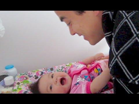 BABY'S FIRST WORD! - May 19, 2013 - itsJudysLife Vlog thumbnail