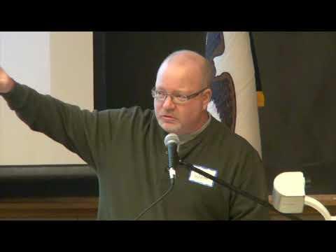 Tim Winter, Iowa House District 48 Candidate Speech