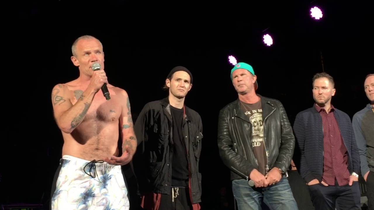 Red Hot Chili Peppers 2016 : red hot chili peppers cancel the 2016 kroq weenie roast flea announces anthony rushed to ~ Russianpoet.info Haus und Dekorationen