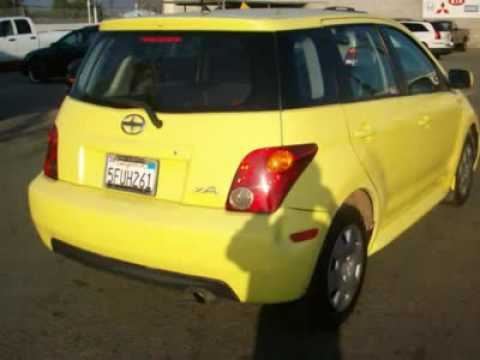 2004 Toyota Xa Youtube