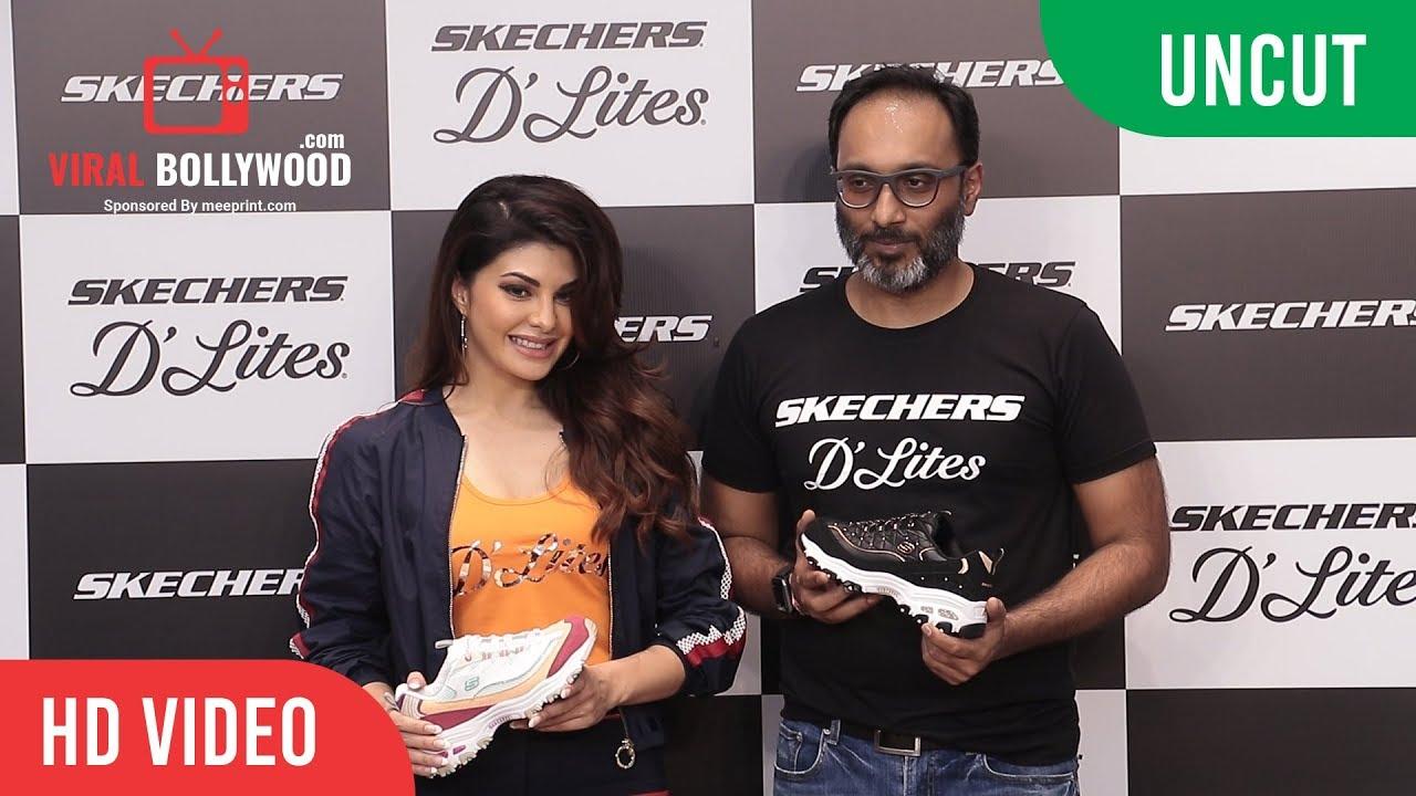 baf8bdd24a UNCUT - Skechers New Range Launch- Skechers D'Lites | Jacqueline Fernandes