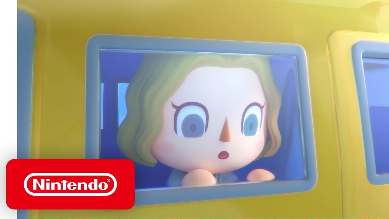 Animal Crossing: New Horizons – Island Life is Calling! - Nintendo Switch - Nintendo
