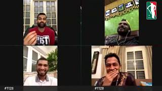 #TI28 Tamim Iqbal Live with Mashrafe, Mahmudullah and Mushfiqur