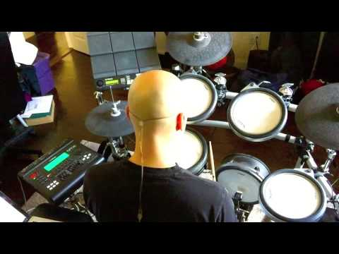 Drummer creates entire EDM track on Electronic Drum Set