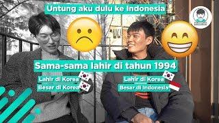 UNTUNG DULU AKU KE INDONESIA.. KALAU NGGAK MUNGKIN NASIBKU KAYAK GINI..