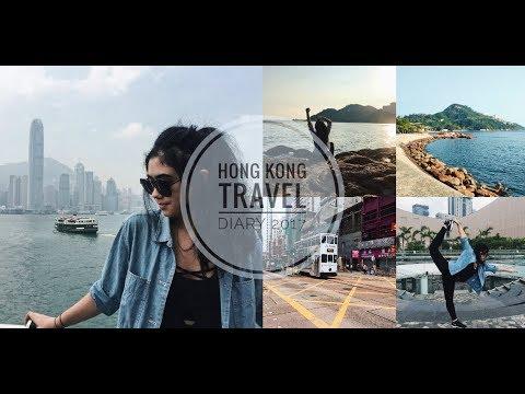 Hong Kong Travel Diary 2017 || GoPro Hero 5