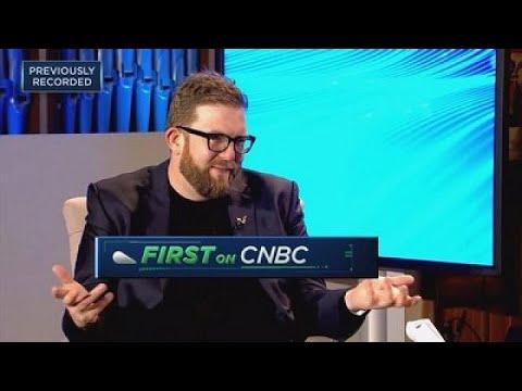 Blockchain Can Help Decentralize Trust, Tradeshift CEO Says | World Economic Forum