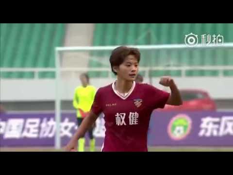 WOMEN'S FOOTBALL   Dalian Quanjian 5-3 Shanghai