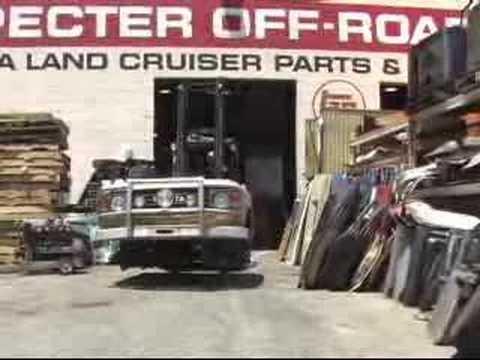 Land Cruiser Parts From Australia