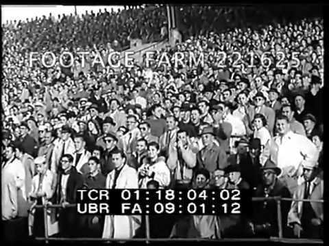 1959 Colts Vs Giants 221625-19 | Footage Farm