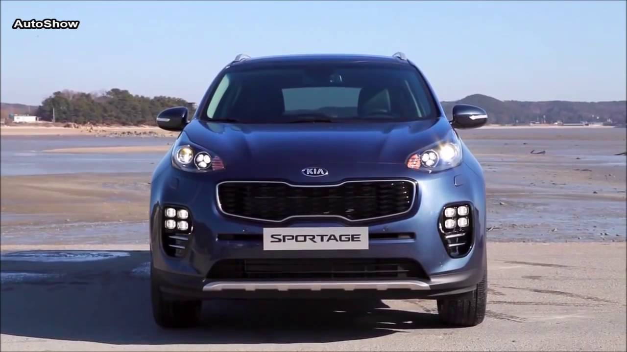 2016 kia sportage gt line test drive youtube. Black Bedroom Furniture Sets. Home Design Ideas