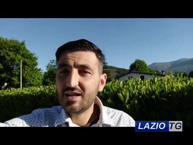 Laziotv   ALATRI DISTRIBUZIONE MASCHERINE, E POLEMICA