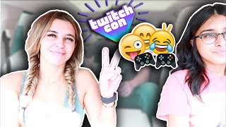 18 PEOPLE - ONE HOUSE?? TWITCHCON 2019 with frens