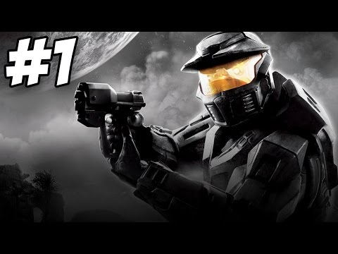 Halo: Combat Evolved Anniversary Walkthrough | Pillar of Autumn | Part 1 (Xbox One)