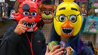 TOY SHOPPING HUNT | HATCHIMALS, POKEMON, FIVE NIGHTS AT FREDDY'S & MORE! | RADIOJH AUDREY