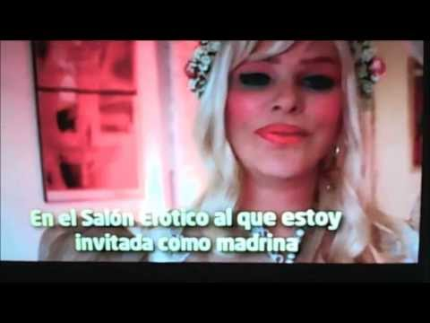 Entrevista Cicciolina Sexo, sexo, sexo, paz y amor
