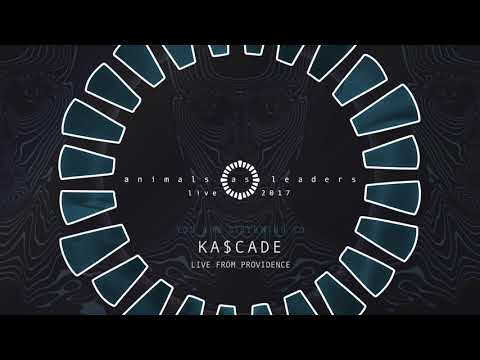 ANIMALS AS LEADERS - KA$CADE (Live from Providence)