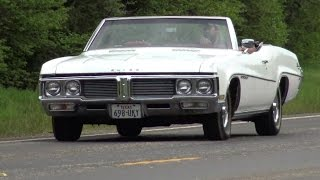 1970 Buick LeSabre Convertible classic car - East Texas cruising with Samspace81