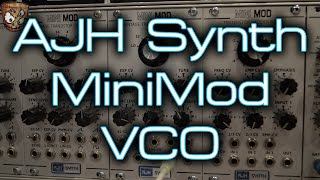 AJH Synth MiniMod - VCO