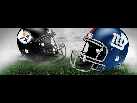 1st-game-online-h2h-vs-theworldsyours16---pittsburgh-steelers-vs-new-york-giants-madden-20-gameplay