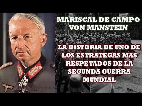 ¿quién-fue-erich-von-manstein?---el-mejor-estratega-de-la-segunda-guerra-mundial