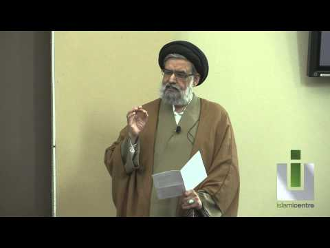 Arab Orchestration of Syrian Crisis; Cdn Gov'ts Passive Humanity  - Maulana Syed Muhammad Rizvi