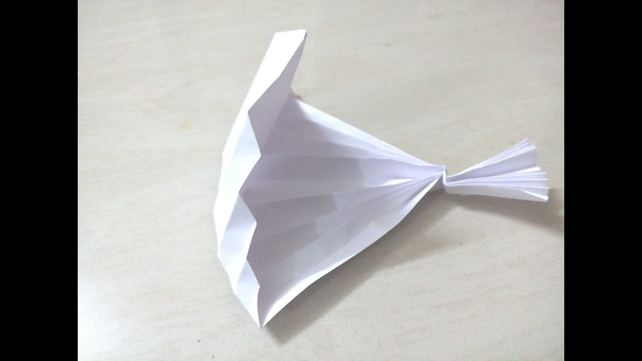 DIY: How to make paper snake hood - Origami for Kids - YouTube - photo#37