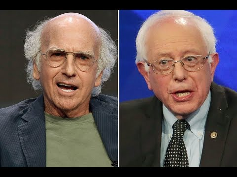 Curb Your Enthusiasm's Larry David And Bernie Sanders Are Actually RELATED