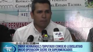 A PARTIR DE ESTE JUEVES FUE LANZADA LA OPERACIÓN SUCRE EN EL TACHIRA