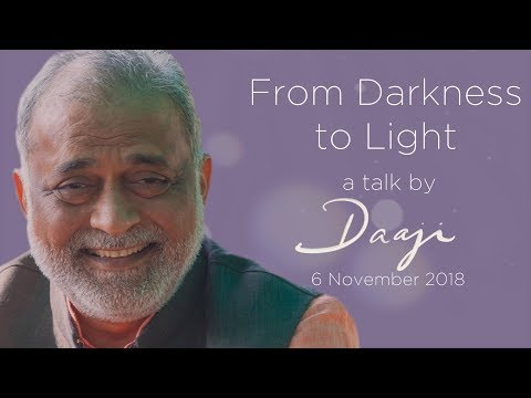 From Darkness to Light - Message by Daaji on Diwali