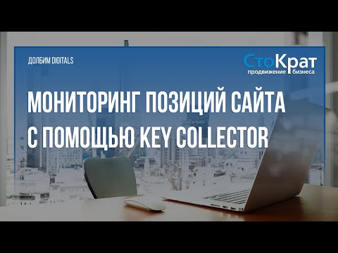Мониторинг позиций сайта с помощью Key Collector и СловоЁБ