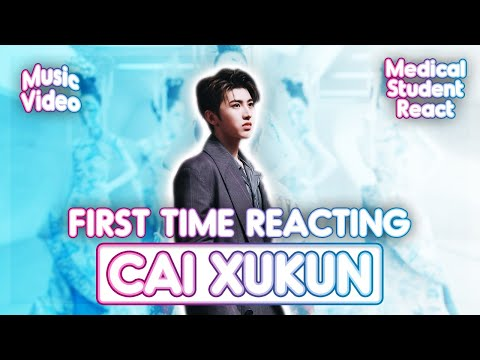 American Reacts to KUN (Cai Xukun) for the First Time - Rebirth, Wait Wait Wait, Young Music Videos