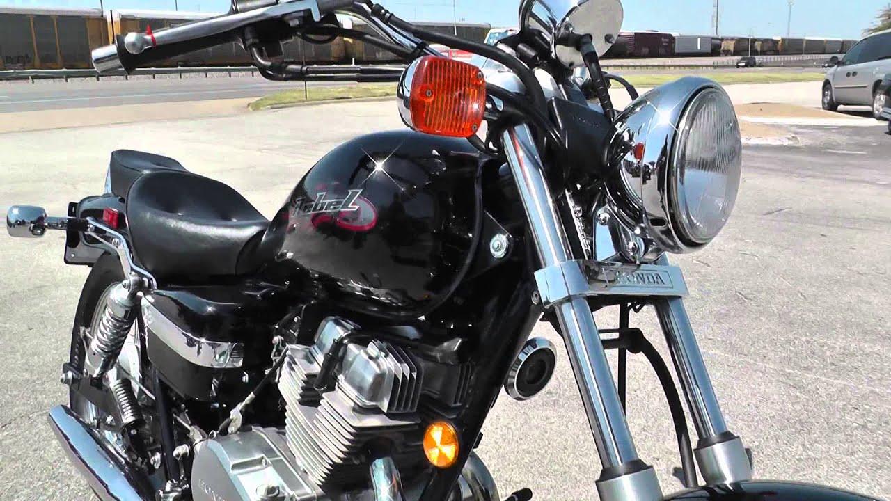 206101 honda rebel 250 cmx used motorcycle for sale youtube. Black Bedroom Furniture Sets. Home Design Ideas
