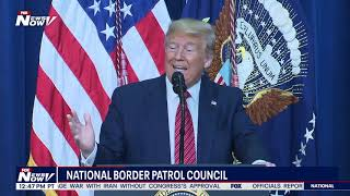 PROTECT OUR OWN: President Trump On Securing Our Border