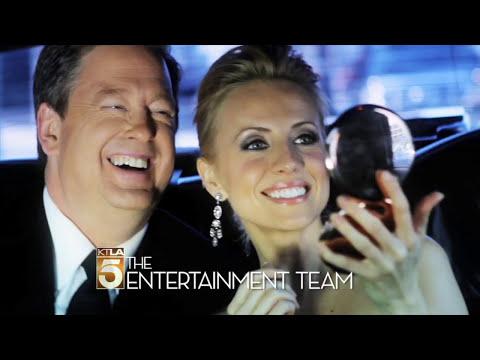 George Clooney - The Critics' Choice Movie Awards - KTLA 5 (2013)
