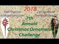 Christmas Ornament Challenge 2018 Announcement
