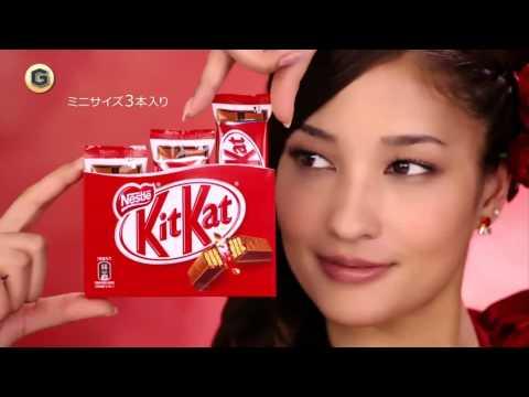 Kit Kat Mini TVC [Japan Commercial] - Mart.wormtaleshop.com
