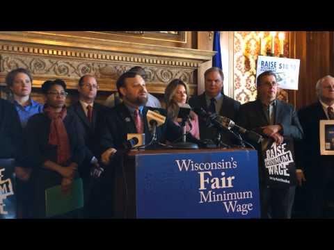 Raising Wisconsin's Minimum Wage is Good for Economy
