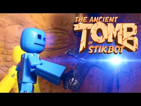 The Ancient Tomb of Stikbot 🗿 | Ep. 1