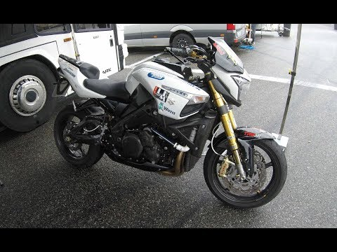 LKM SUZUKI B-KING BY MR.HAYABUSA ! WORLD RECORD NAKED BIKE 295,5KM/H ! WALKAROUND
