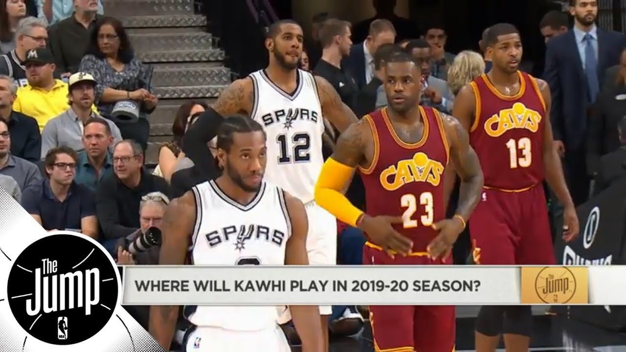 Where will Kawhi Leonard play in 2019/20? | The Jump | ESPN