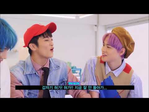 [NCT Dream] Dream Attacking Mark out of love 드림 사랑의 공격. 마크한테 독도 주고 약도 주고
